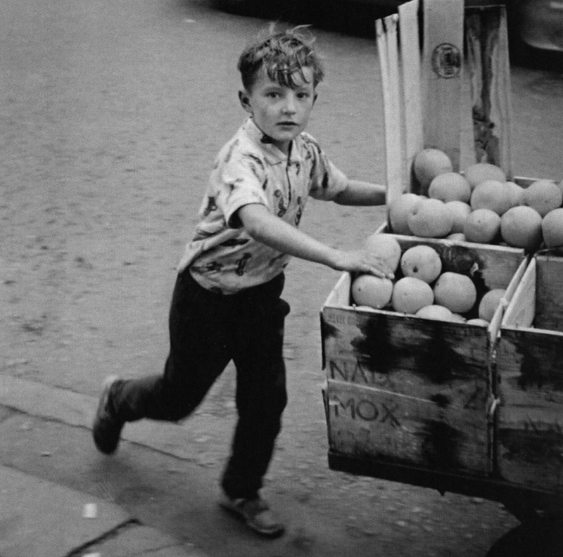 Image of Barra Boy, Glasgow 1968 by David Peat
