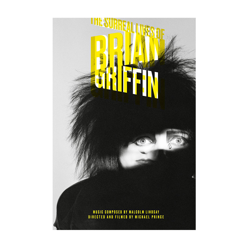 Image of The Surreal Lives of Brian Griffin (DVD) by Brian Griffin