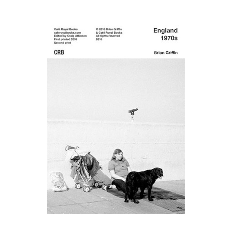 Image of England 1970s (Zine) by Brian Griffin