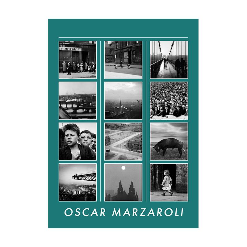 Image of Oscar Marzaroli Postcard Set by Oscar Marzaroli
