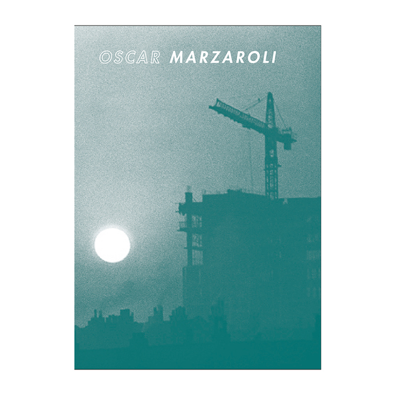 Image of Oscar Marzaroli (Book) by Oscar Marzaroli