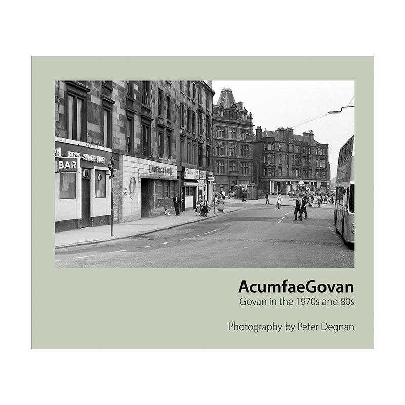 Image of AcumfaeGovan (Zine) by Peter Degnan