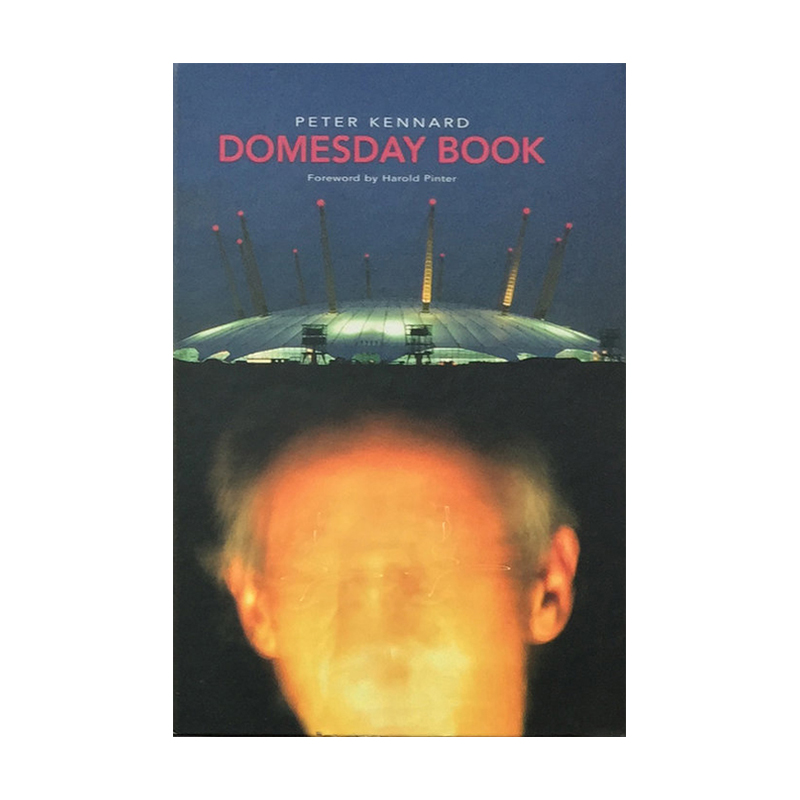 Image of Domesday Book by Peter Kennard