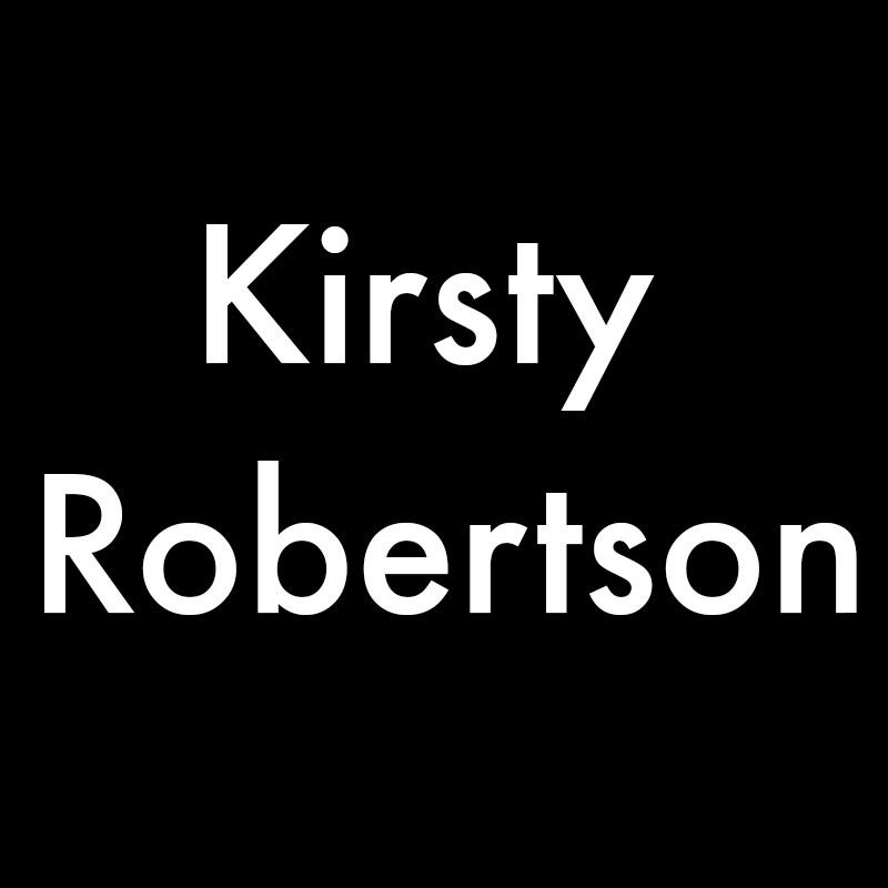 Kirsty Robertson