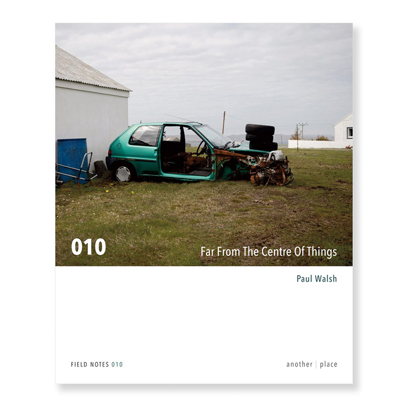 Image of Far from the Centre of Things (Book) by Paul Walsh