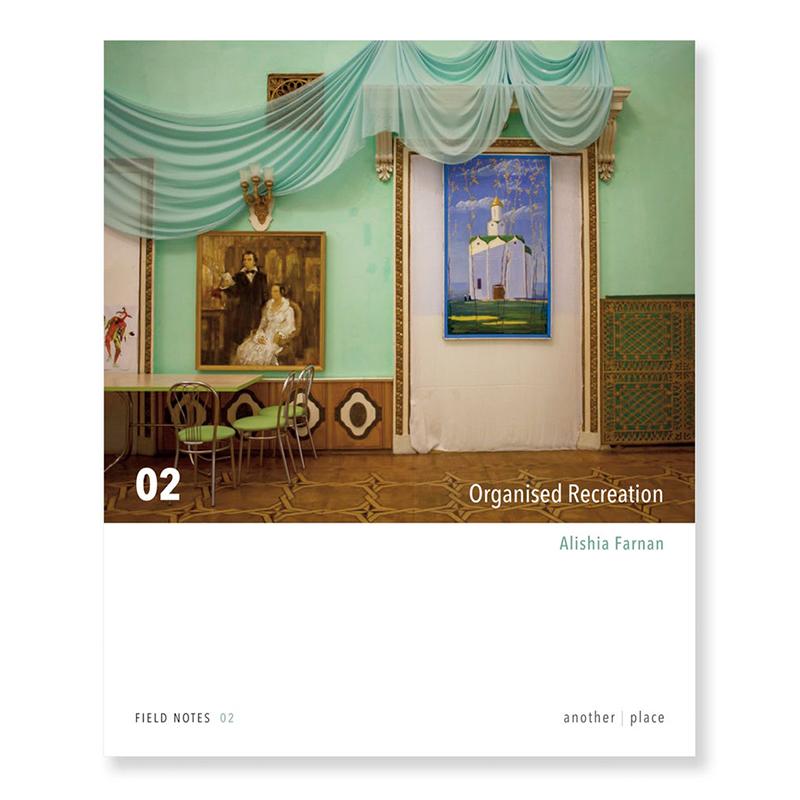 Image of Organised Recreation (Book) by Alishia Farnan