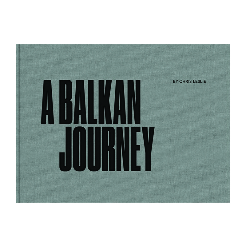 Image of A Balkan Journey (Book) by Chris Leslie