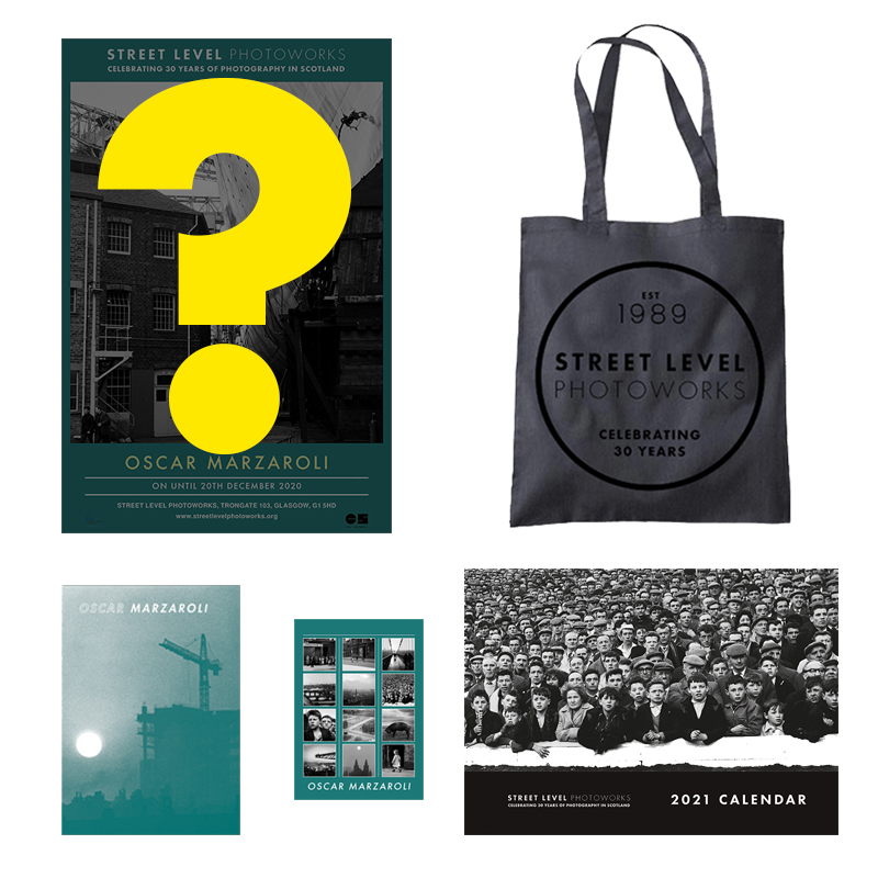 Image of Oscar Marzaroli Gift Pack by Oscar Marzaroli