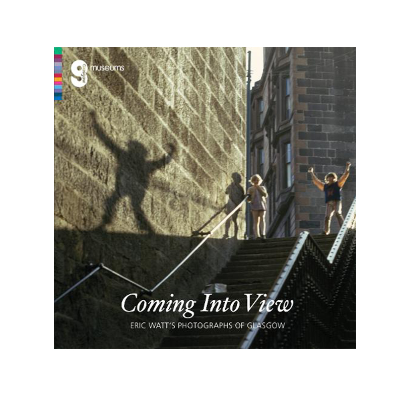Image of Coming Into View (Book) by Eric Watt