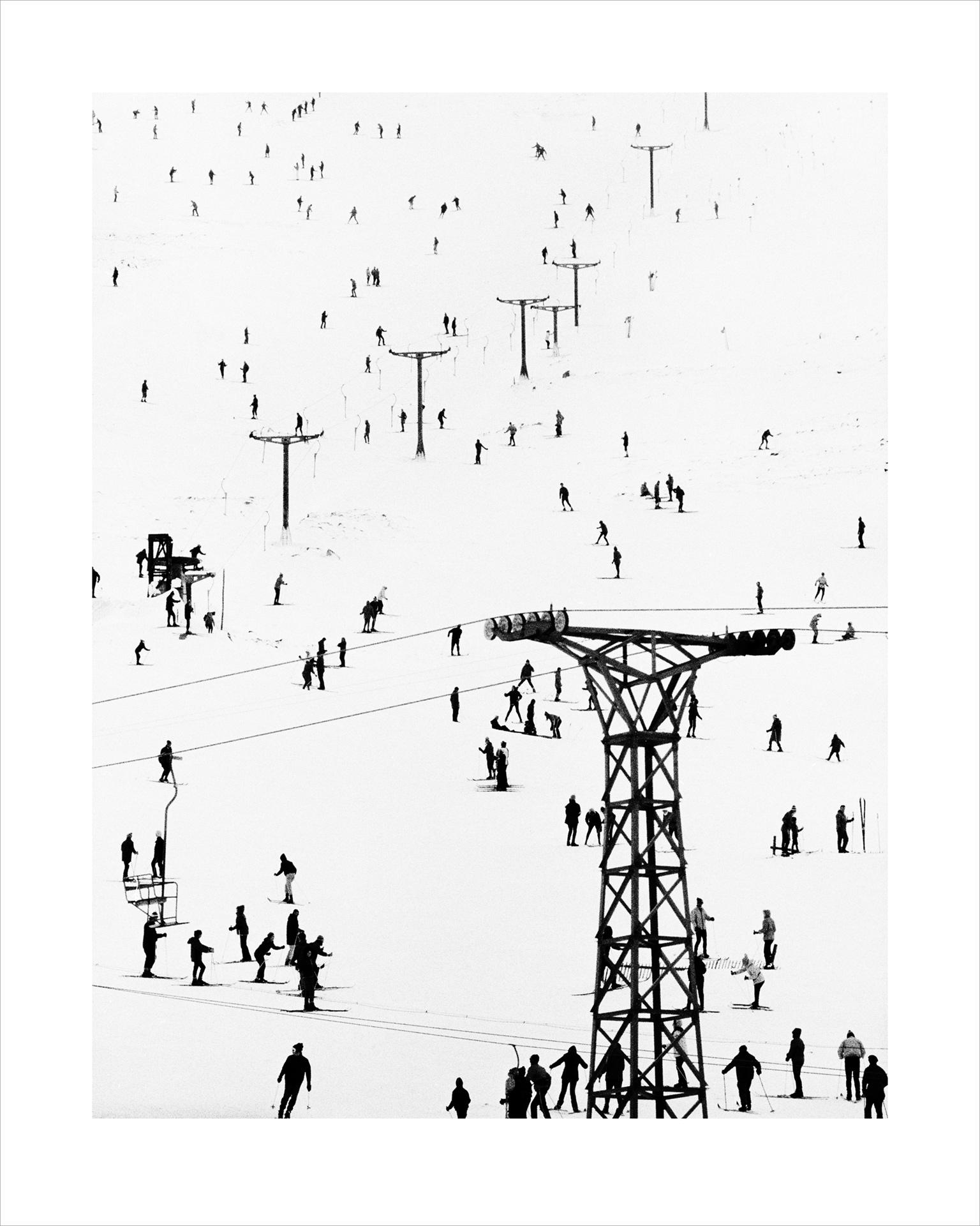 Image of Cairngorm Ski Slopes (1970) by Oscar Marzaroli