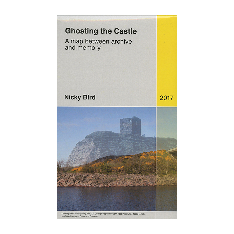 Image of Ghosting the Castle (Book) by Nicky Bird