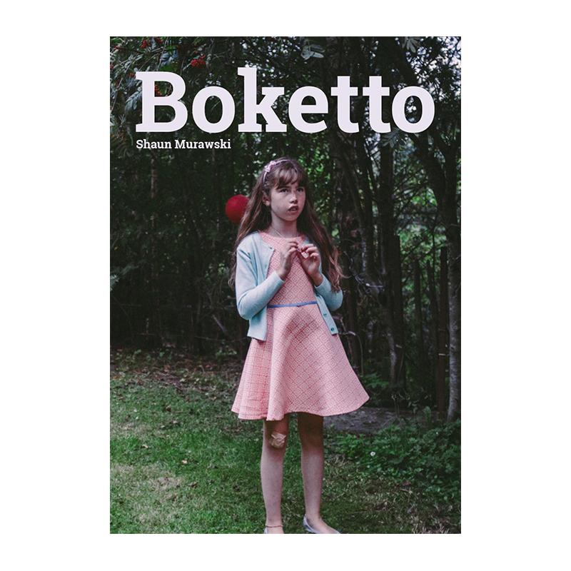 Image of Boketto (Zine) by Shaun Muraswki
