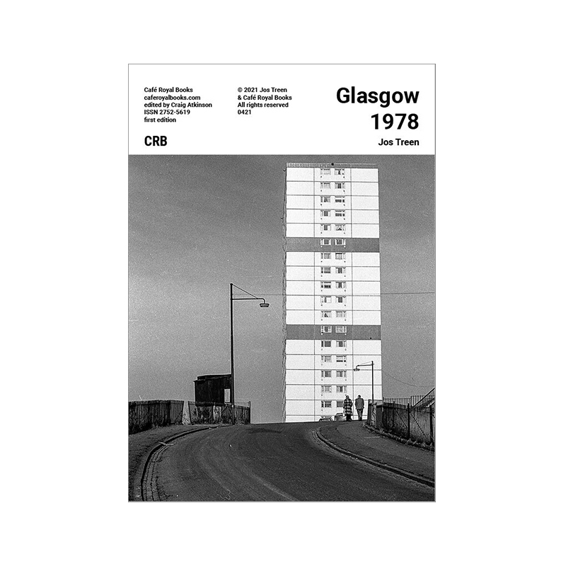 Image of Glasgow 1978 (Zine) by Jos Treen