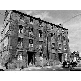 Image of Untitled, from the series 'Glasgow 1974' by Hugh Hood