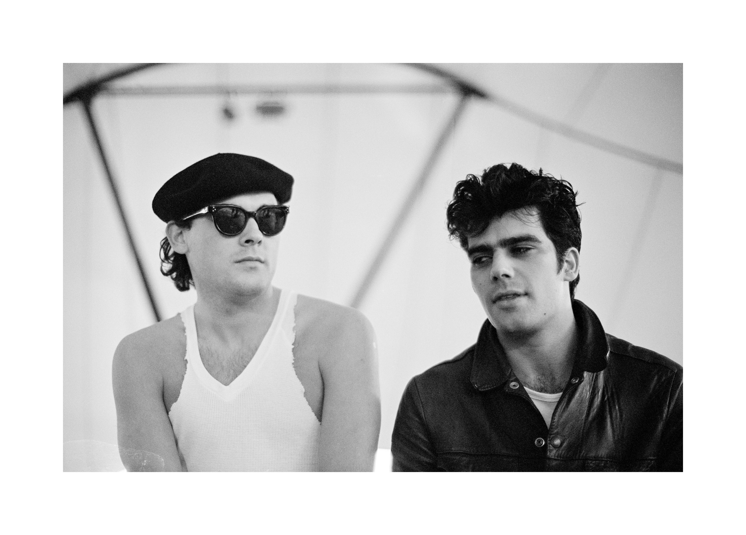 Image of The Associates by Harry Papadopoulos
