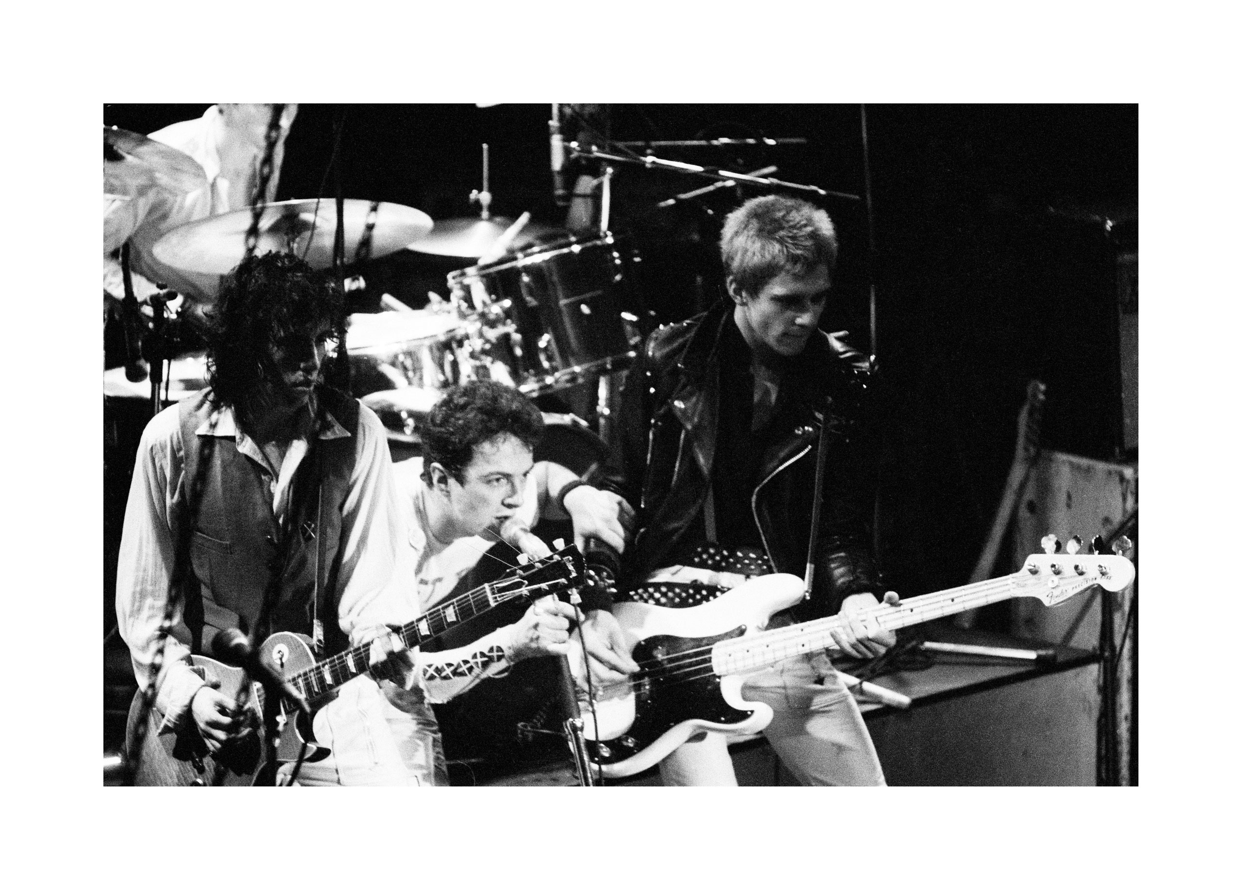 Image of The Clash by Harry Papadopoulos