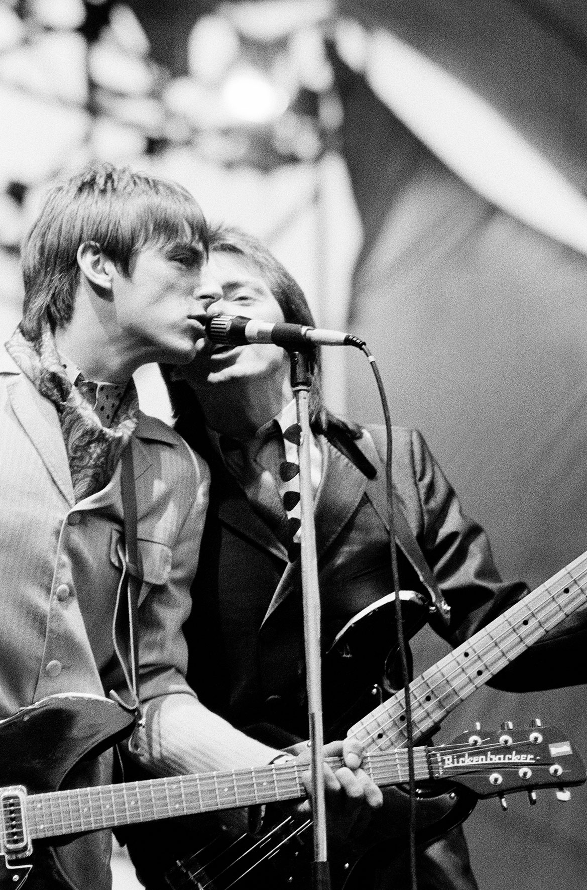 Image of Paul Weller / The Jam by Harry Papadopoulos