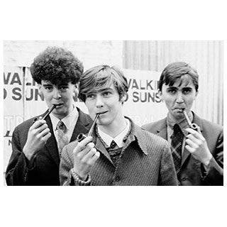 Image of Aztec Camera (with pipes) by Harry Papadopoulos