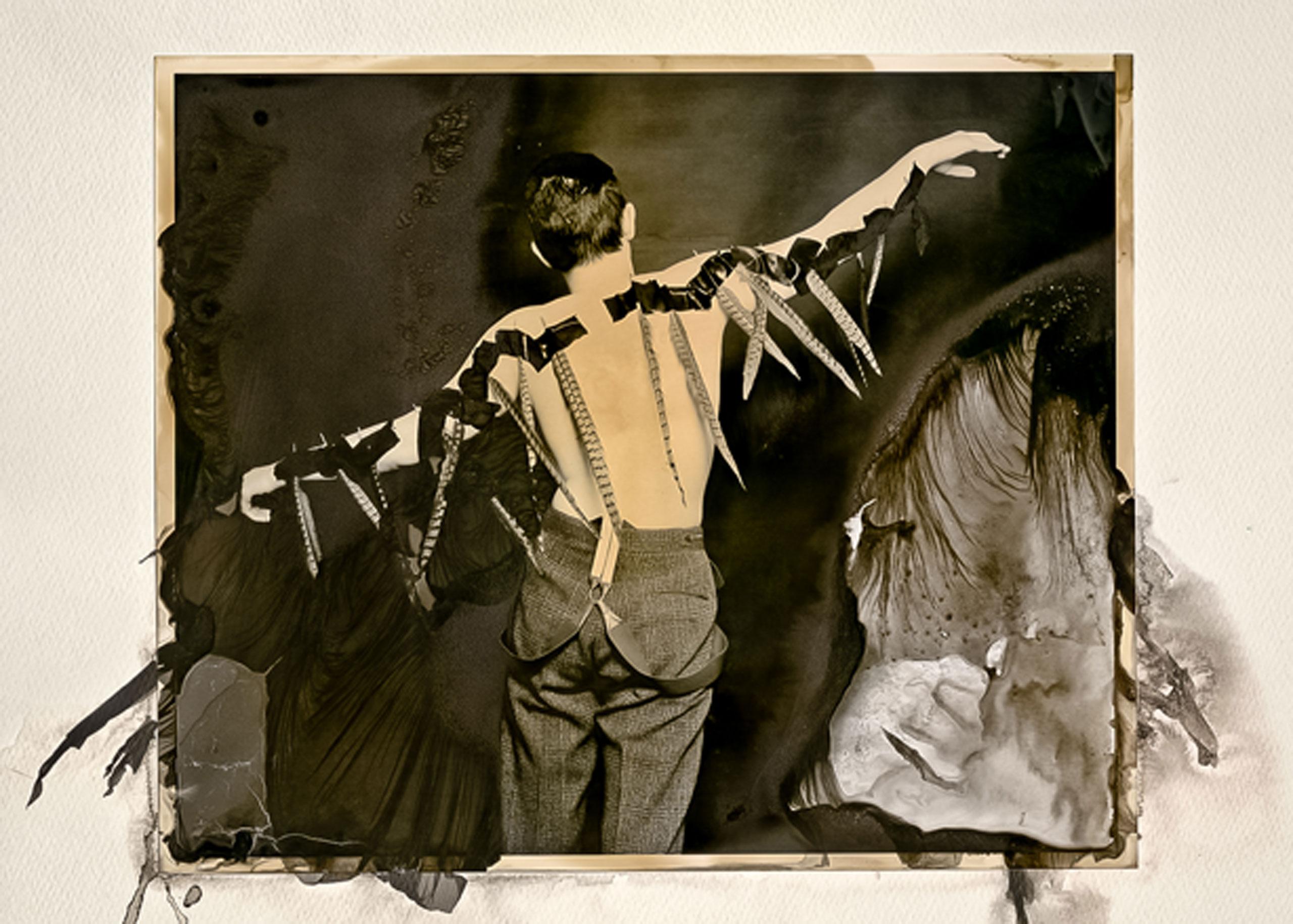 Image of Untitled, (Wings) by Csilla Kozma