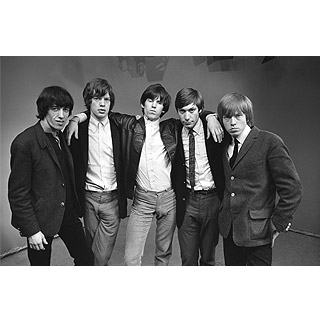 Image of The Rolling Stones 1964 by John 'Hoppy' Hopkins