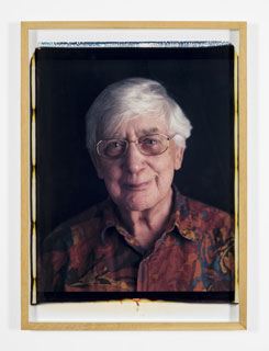 Edwin Morgan by Maud Sulter, 2002 © Maud Sulter archive