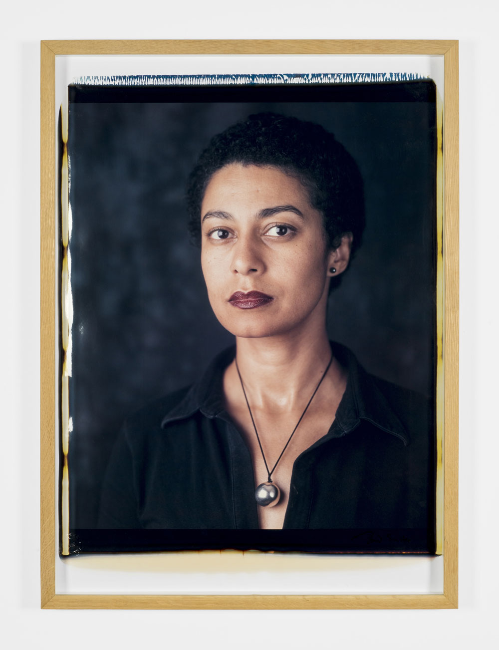 Self-portrait by Maud Sulter, 2002 © Maud Sulter archive
