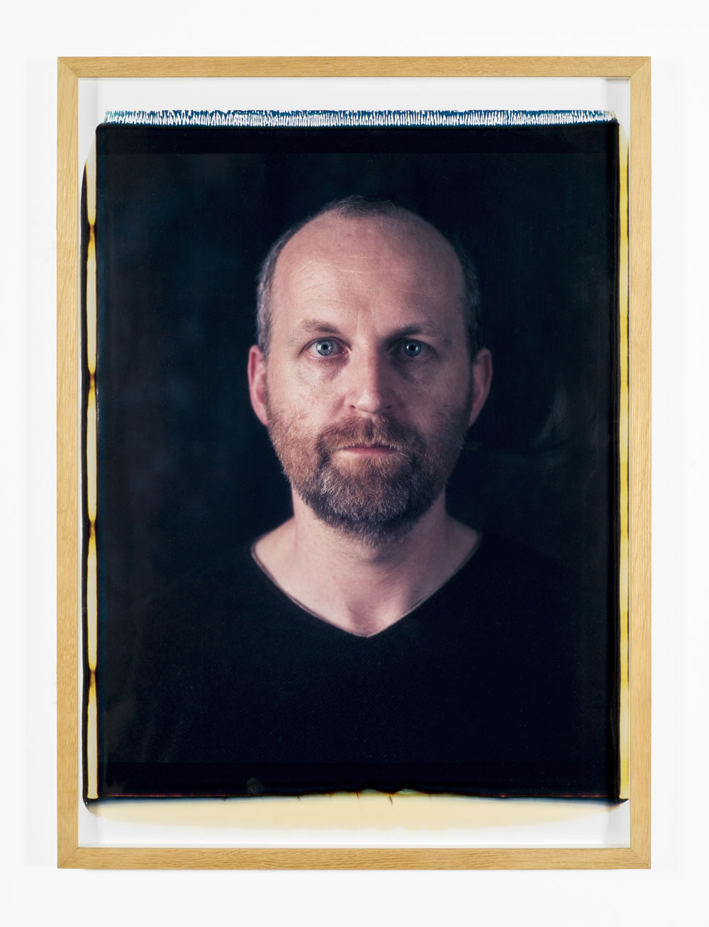 Don Paterson by Maud Sulter, 2002 © Maud Sulter archive