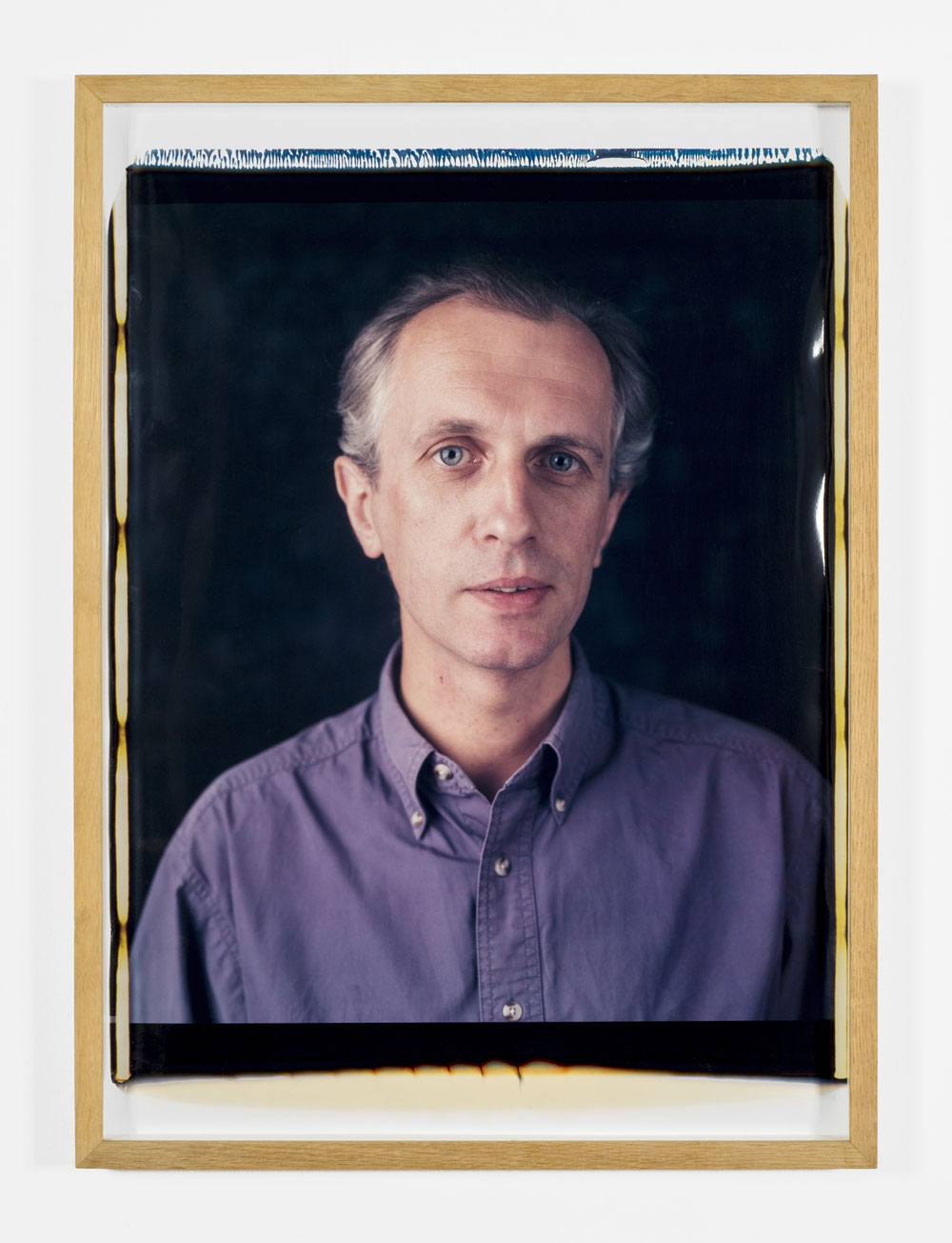 Ken Cockburn by Maud Sulter, 2002 © Maud Sulter archive