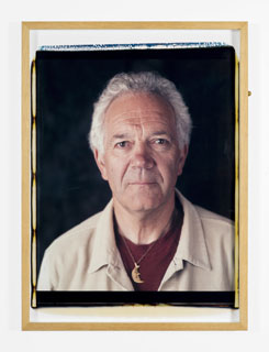 Stewart Conn by Maud Sulter, 2002 © Maud Sulter archive