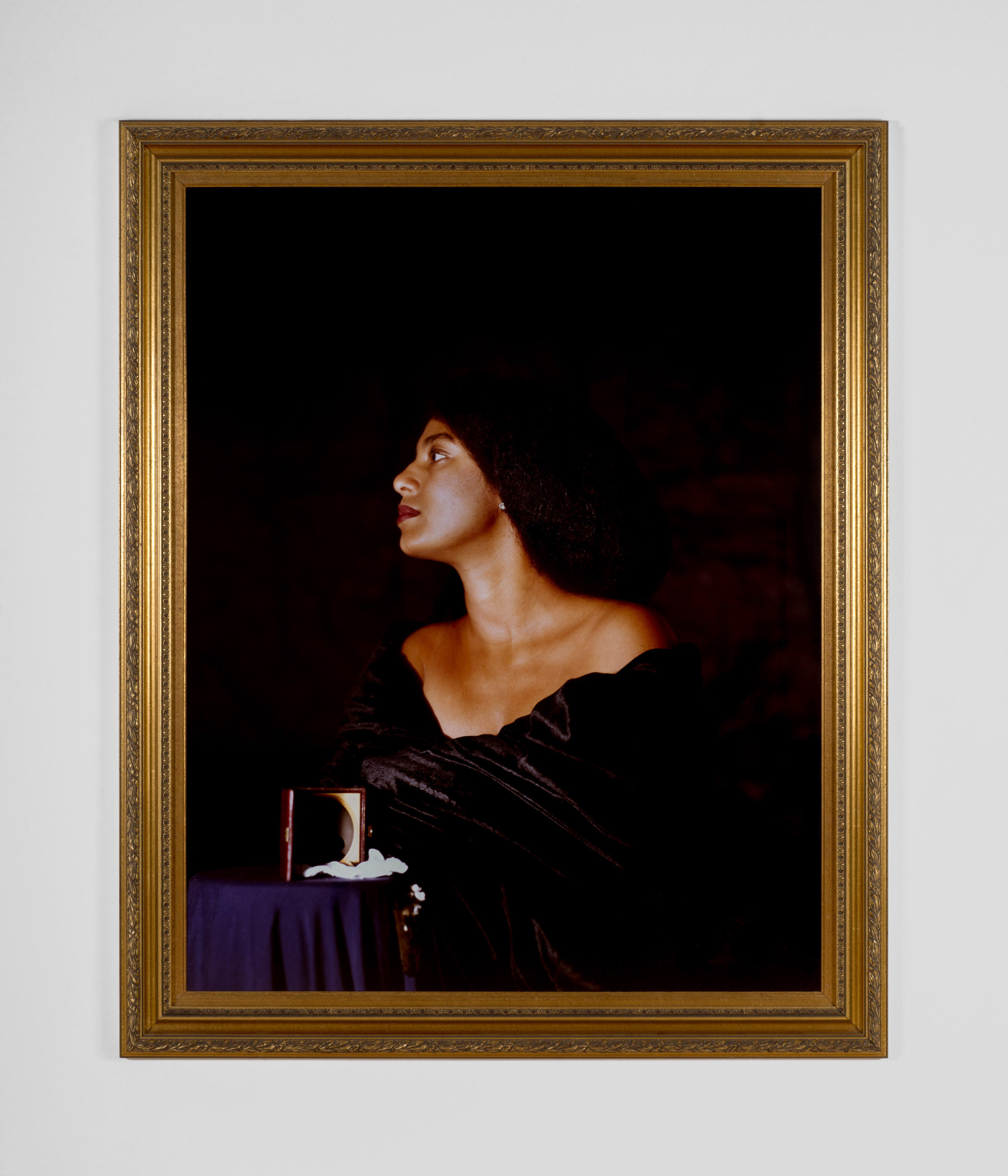 'Calliope' by Maud Sulter, 1989