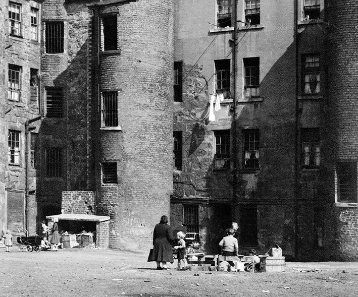 Tenements, 1955
