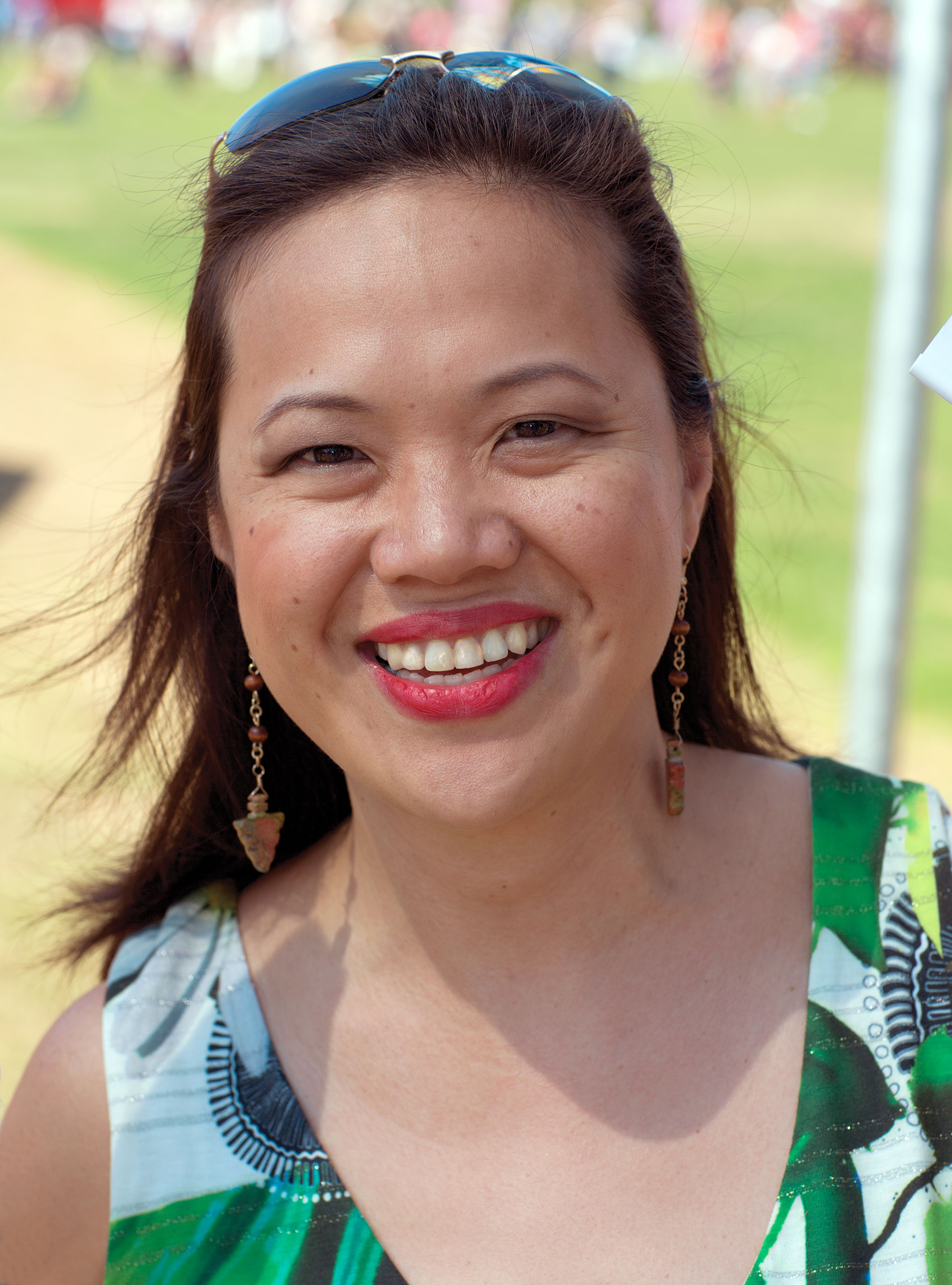 Evelyn from the Philipines