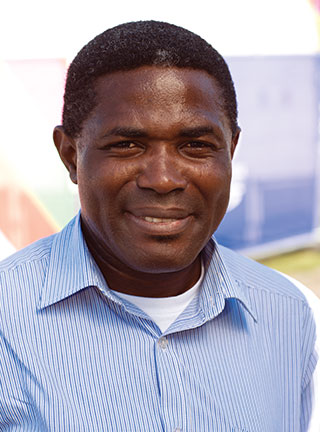 Raphael from Nigeria