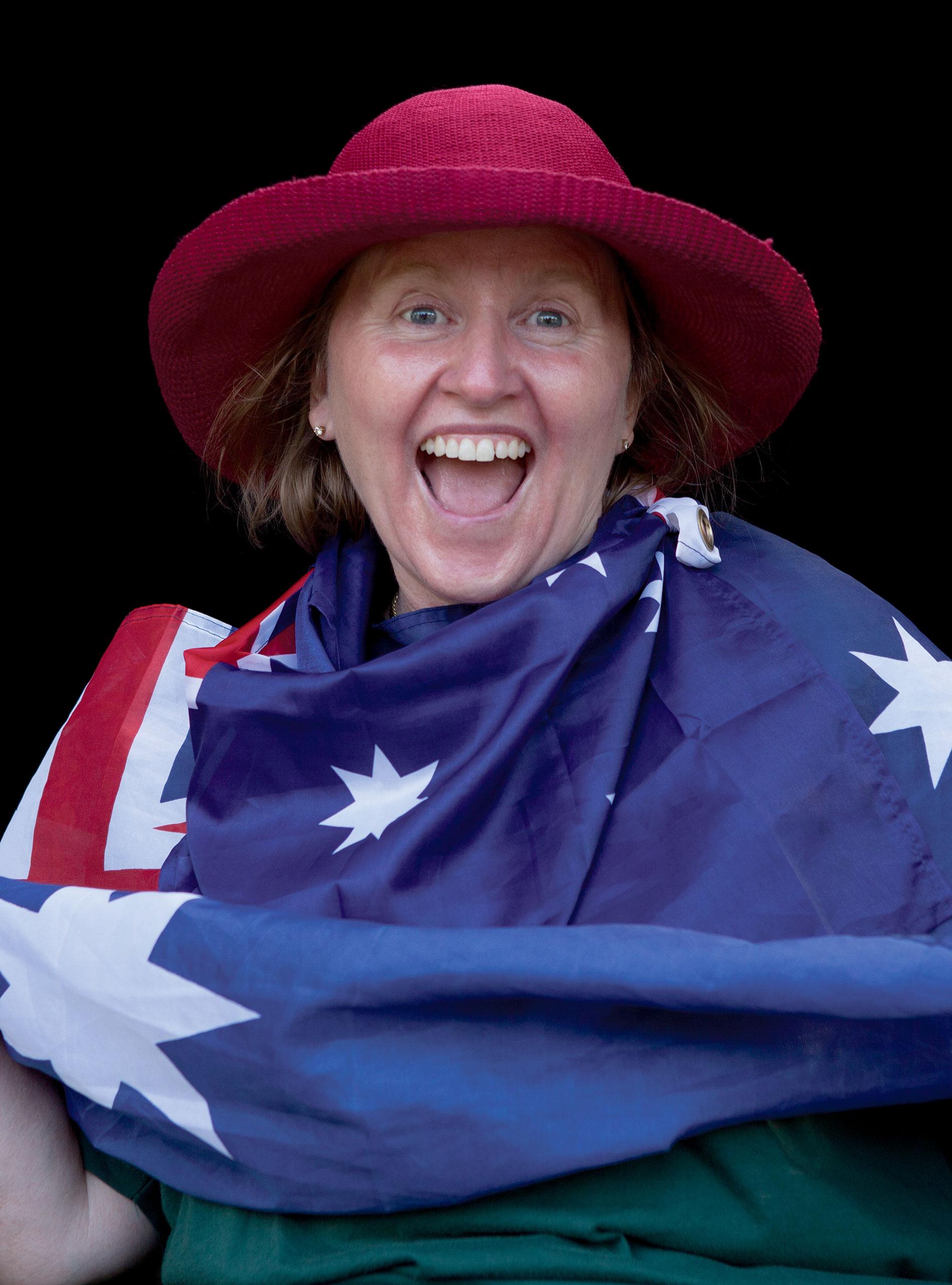 Dianne from Australia