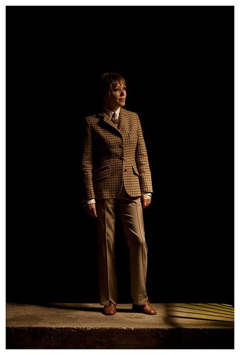 Glasgow Mods, Lisa Boyd
