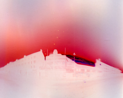 Frank McElhinney - from the series '45 Sun Pictures in Scotl