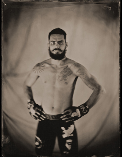Image of Introduction to Wet Plate Collodion by David Gillanders