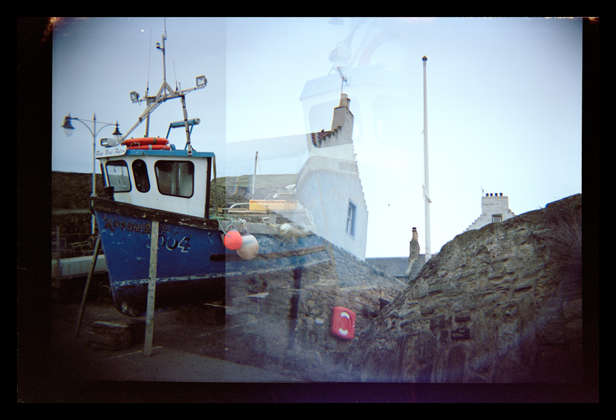 Image of Crail (Edition of 10) by Karen L Vaughan